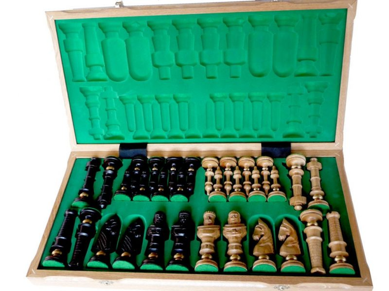 ROYAL LUX OAK SET