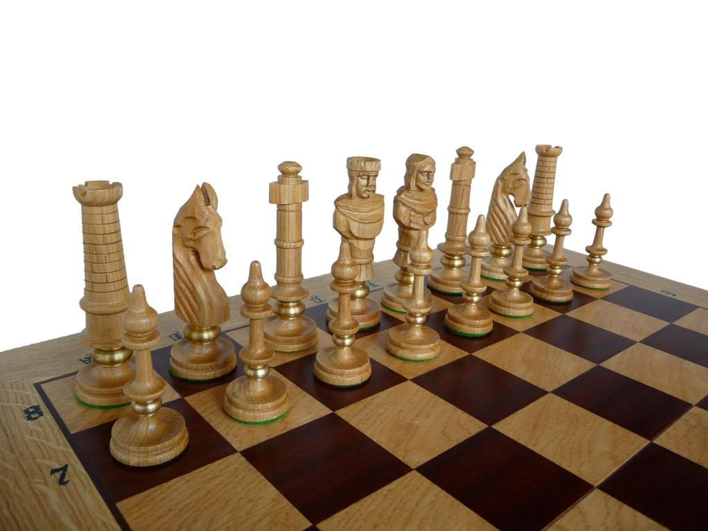 About, Chess The Game