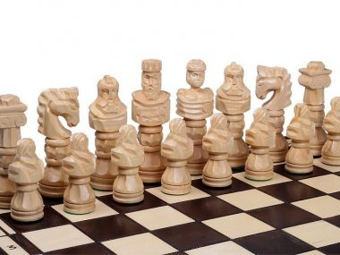 GLADIATOR CHESS SET