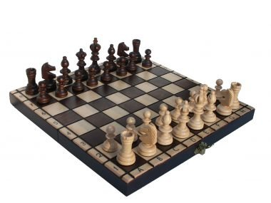 SMALL OLYMPIC CHESS SET