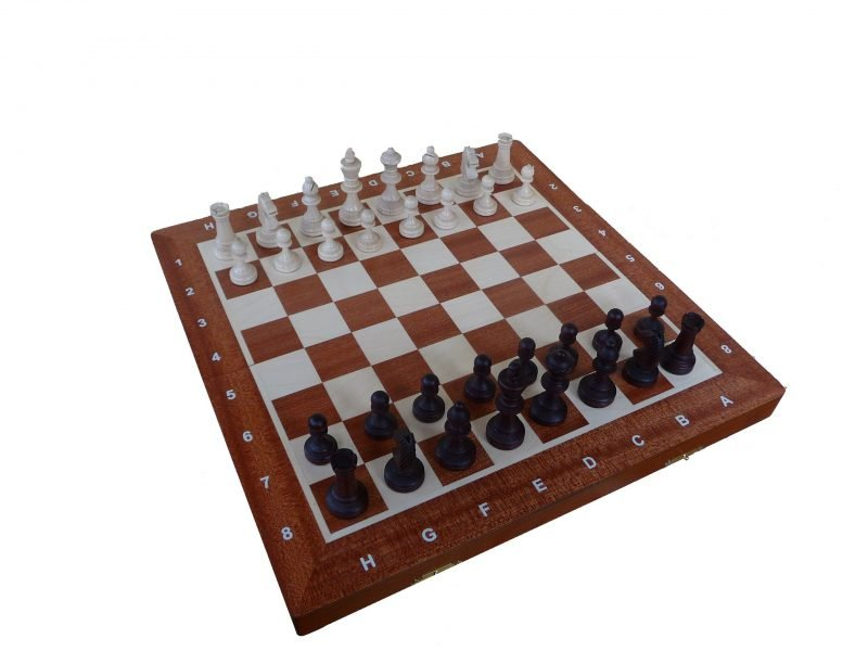 "THE MAGNETIC CHESS ""140F"""