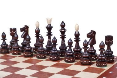 INDY CHESS SET LIGHT