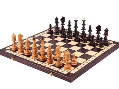 ALCAZAR CHESS SET