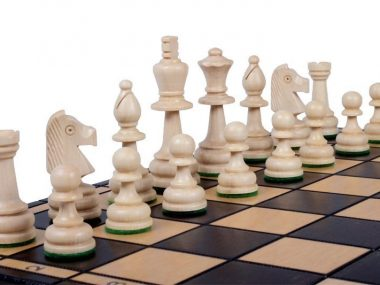 OLYMPIC CHESS SET(L)