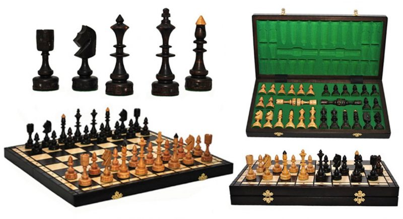 INDY CHESS SET(M)