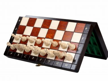 "MAGNETIC CHESS ""140"""