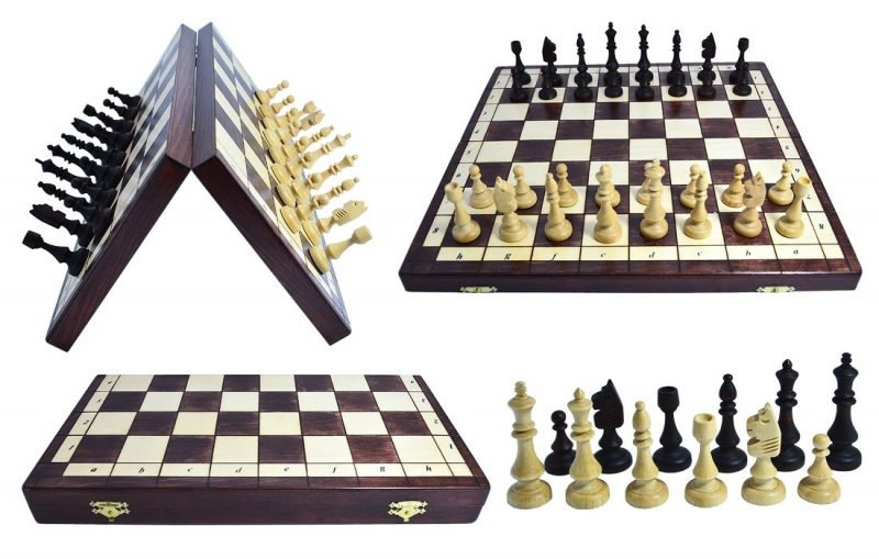 """MAGNETIC CHESS """"140A"""""""