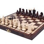 ROYAL MINI CHESS SET