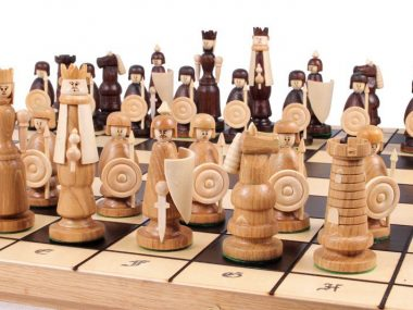"""PLAYMOBIL"" CHESS SET"