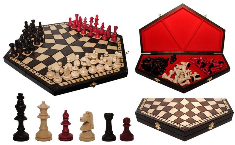 3 – PLAYER CHESS(L)