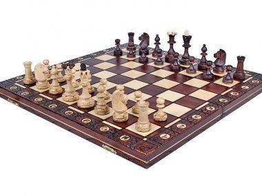 SENATOR/CONSUL CHESS SET