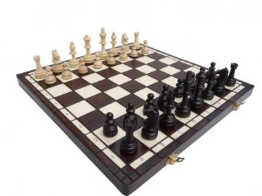 LARGE OLYMPIC CHESS SET