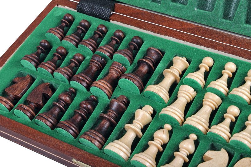 """MAGNETIC CHESS """"140S"""""""