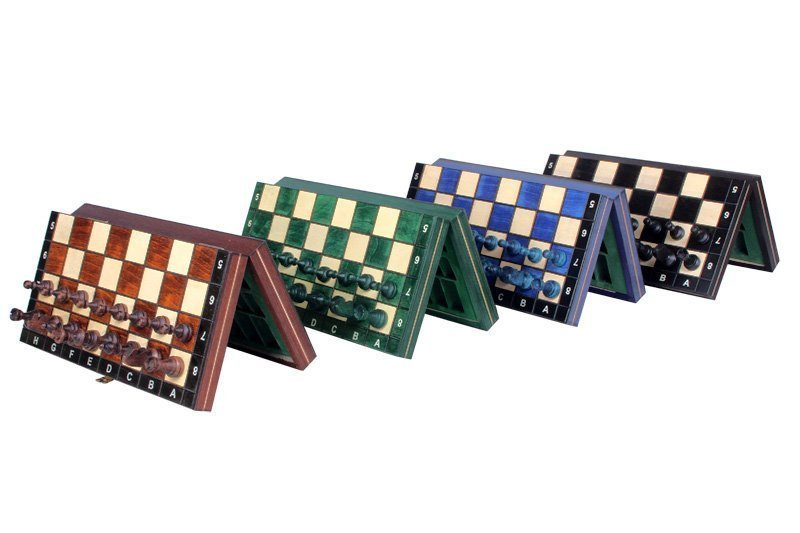 Magnetic Chess Sets vs. Traditional Chess Sets, Chess The Game