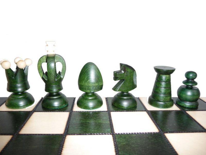 KING'S CHESS (L) GREEN