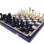 ACE CHESS SET RED