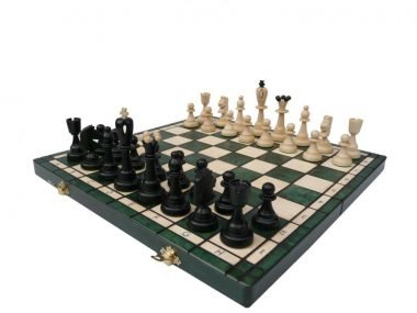 ACE CHESS SET GREEN