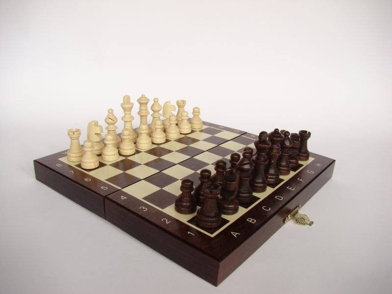 """THE MAGNETIC CHESS """"140M"""""""