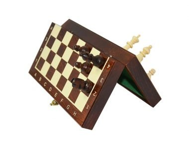 """MAGNETIC CHESS """"140M"""""""
