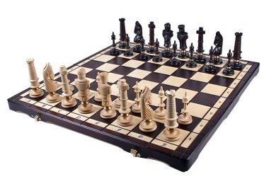 ROYAL LUX CHESS SET