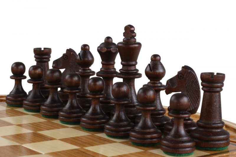 RUBIN CHESS SET