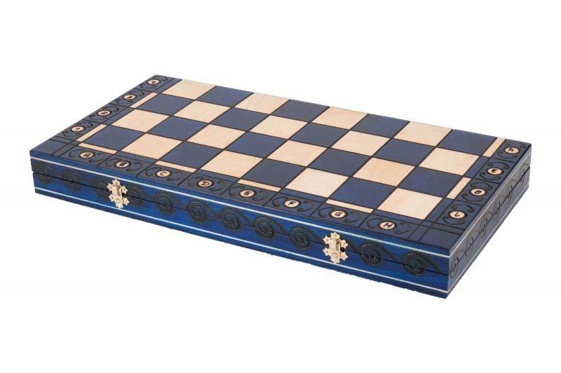 AMBASSADOR BLUE