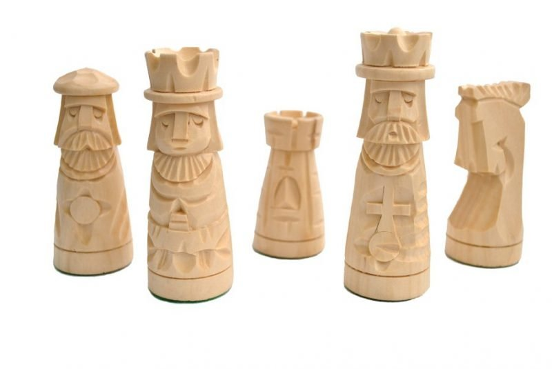 MUMINEK CHESS SET