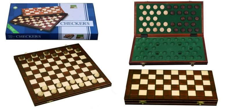 DRAUGHTS 64 FIELDS