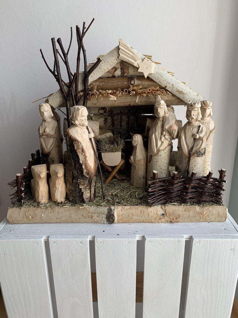 BIG CHRISTMAS CRIB